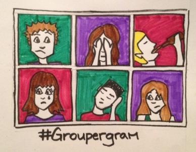 Groupergram